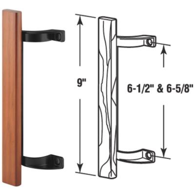 Slide-Co Non-Locking Patio Door Pull