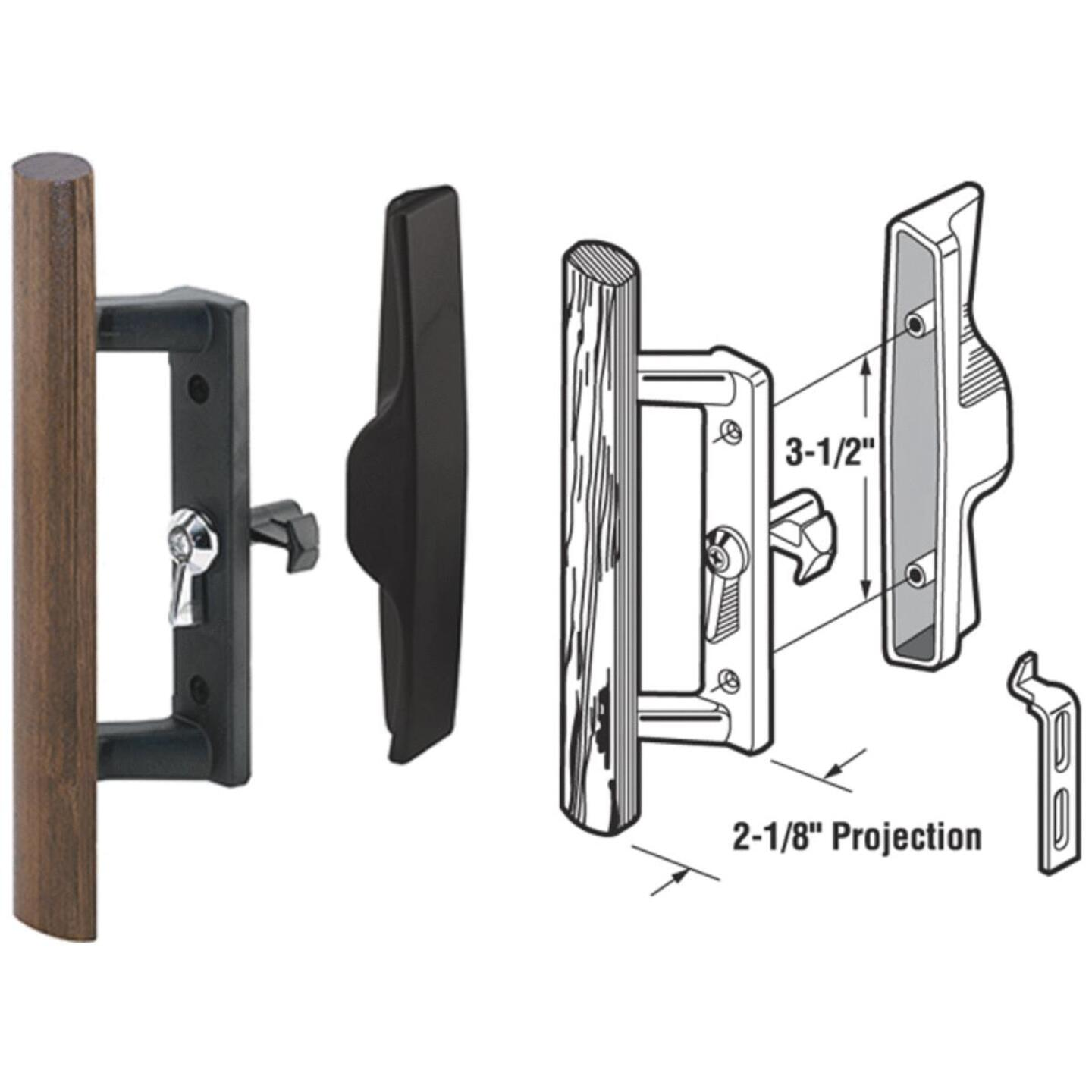 Prime-Line Internal Lock Sliding Patio Door Handle Set Image 1