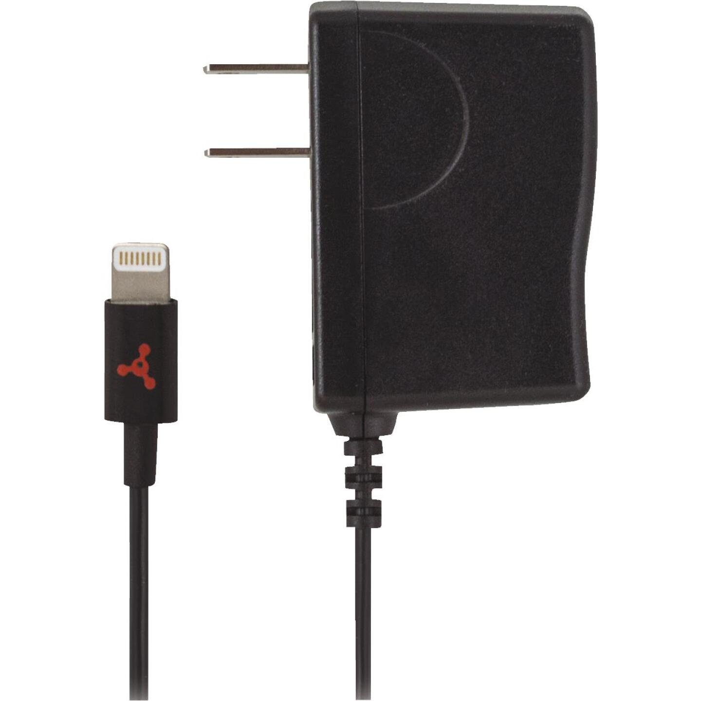 Fuse Lightning Black Wall USB Charger Image 2