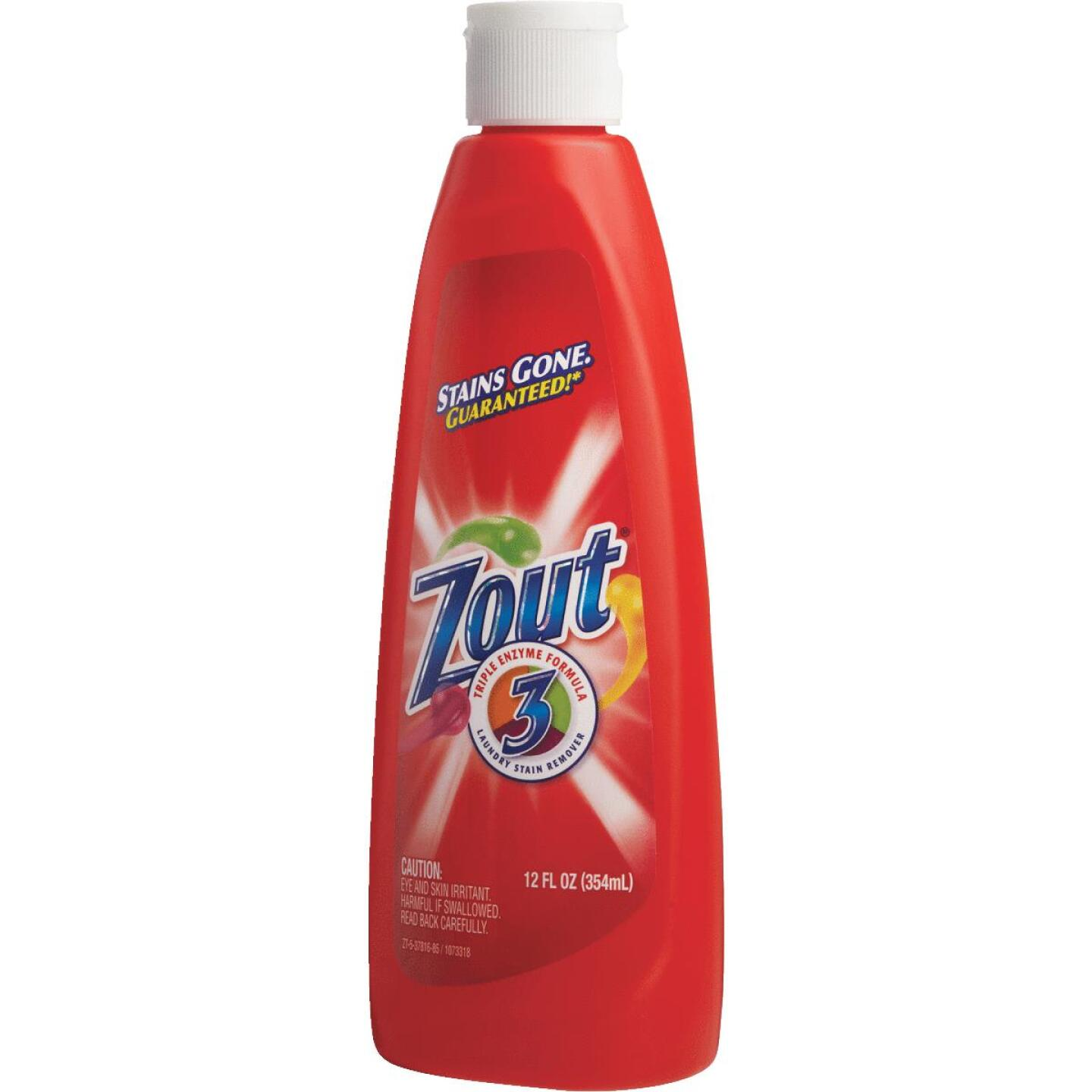 Zout 12 Oz. Triple Enzyme Stain Remover Image 3