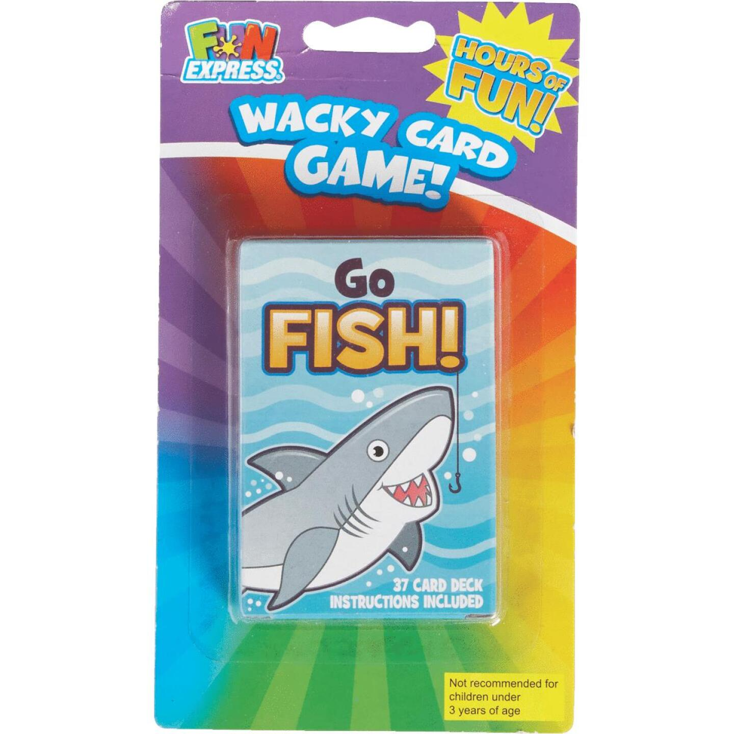 Fun Express Wacky Card Game Assortment Image 2