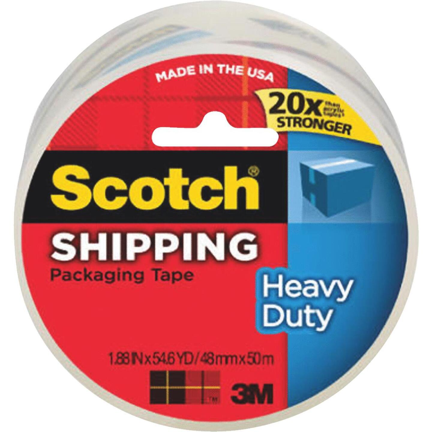 3M Scotch 1.88 In. X 54.6 Yd. High Performance Packaging Tape Image 1
